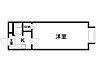 間取り,1K,面積23.14m2,賃料2.3万円,札幌市営東豊線 新道東駅 徒歩4分,札幌市営東豊線 元町駅 徒歩10分,北海道札幌市東区北三十二条東16丁目1番18号