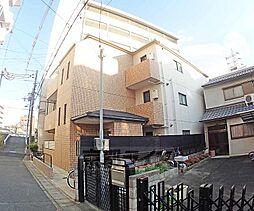 京都府京都市右京区西京極新明町の賃貸マンションの外観