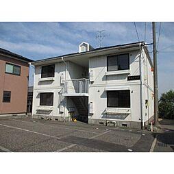 新潟県新潟市西区寺尾上1丁目の賃貸アパートの外観