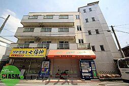 大阪府東大阪市西堤1丁目の賃貸マンションの外観