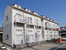 佐賀県佐賀市水ヶ江2丁目の賃貸アパートの外観