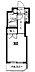 間取り,1K,面積16.22m2,賃料6.0万円,JR中央線 阿佐ヶ谷駅 徒歩4分,,東京都杉並区阿佐谷南3丁目