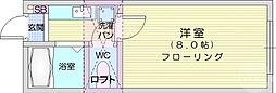 大町西公園駅 2.0万円