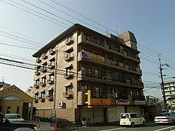 京都府京都市山科区四ノ宮神田町の賃貸マンションの外観