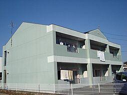 愛知県江南市高屋町花戸の賃貸アパートの外観