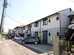 神奈川県平塚市西八幡2丁目の賃貸アパートの外観