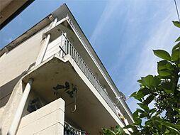 西府マンション[1階]の外観