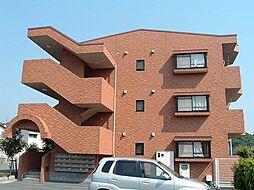 サンメイプル徳倉[2階]の外観