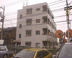 パストラルハイム[3階]の外観