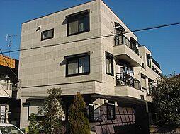 クイーンビルY[1階]の外観