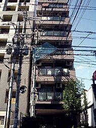 大阪府東大阪市足代北2の賃貸マンションの外観