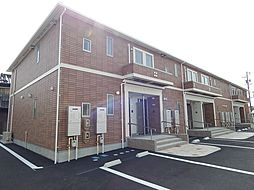 三重県鈴鹿市東江島町の賃貸アパートの外観