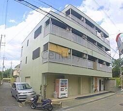 兵庫県川西市矢問3丁目の賃貸マンションの外観