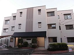 埼玉県草加市草加1丁目の賃貸アパートの外観