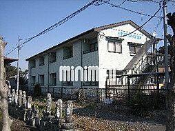 メモリアルハイツB[2階]の外観