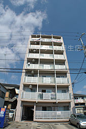 O-4マンション[401号室]の外観