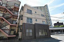 松田ビル[3階]の外観