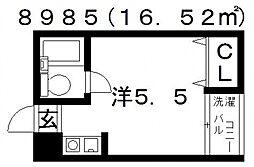 藤井寺駅 1.5万円