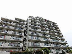 神奈川県藤沢市城南3丁目の賃貸マンションの外観
