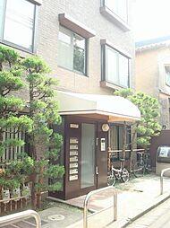 ローズガーデン駒沢[102号室]の外観