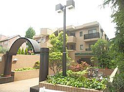 東京都町田市玉川学園7丁目の賃貸マンションの外観