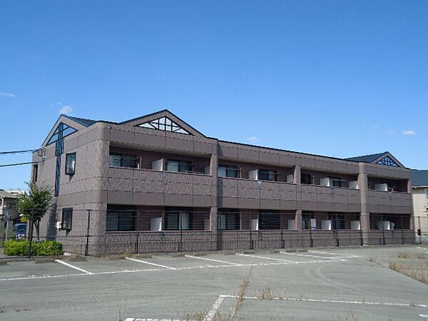 リバティーグリーンヒルズ[1階]の外観