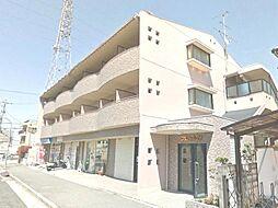 大阪府堺市中区深井水池町の賃貸マンションの外観