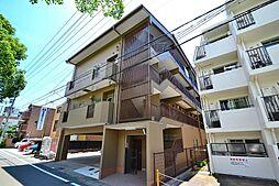 コンフォート六甲道[401号室]の外観