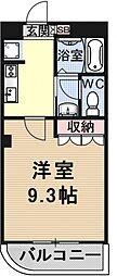 オレンジハイム大島[105号室号室]の間取り
