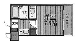 メルサンプレイスI(東三国ヶ丘小学校区)[2階]の間取り