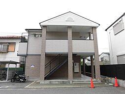 大阪府和泉市幸1丁目の賃貸アパートの外観