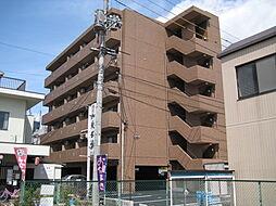 岡山県倉敷市老松町4丁目の賃貸マンションの外観