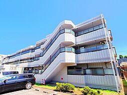 東京都練馬区大泉学園町4丁目の賃貸マンションの外観
