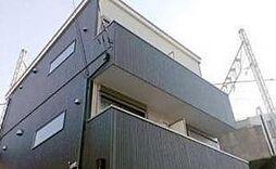 東京都板橋区蓮根3丁目の賃貸アパートの外観