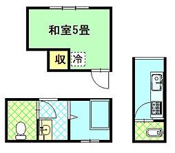 郡元駅 2.0万円