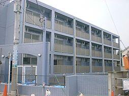 東京都練馬区石神井町の賃貸マンションの外観