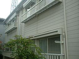 兵庫県西宮市甲風園3丁目の賃貸アパートの外観