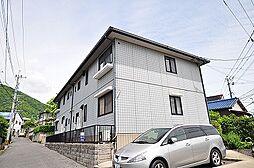 福岡県北九州市小倉南区湯川4丁目の賃貸アパートの外観