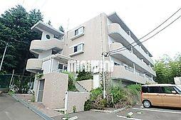 宮城県仙台市太白区鹿野本町の賃貸マンションの外観