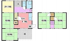 [タウンハウス] 兵庫県姫路市新在家本町2丁目 の賃貸【/】の間取り