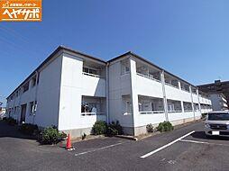 安田学研会館 西棟[608号室]の外観