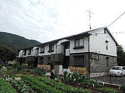 京都府京都市山科区小野荘司町の賃貸アパートの外観