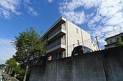 千葉県流山市三輪野山2丁目の賃貸マンションの外観