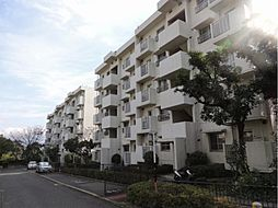 広島県広島市西区鈴が峰町の賃貸マンションの外観