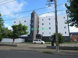 北海道札幌市東区北二十七条東2丁目の賃貸マンションの外観