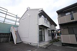 加藤コーポ[101号室]の外観