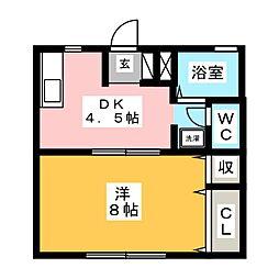 和田町駅 6.2万円
