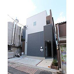 福岡県福岡市博多区美野島1丁目の賃貸アパートの外観