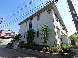 千葉県千葉市若葉区桜木5丁目の賃貸アパートの外観