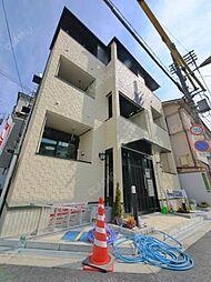 大阪府大阪市北区大淀中3丁目の賃貸アパートの外観